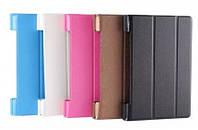 Кожаный чехол-книжка для планшета Lenovo Yoga Tablet 3-X50 10'' TTX Elegant Series  Красный