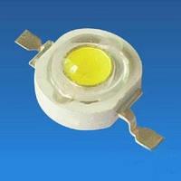 Мощный светодиод 3W cверхяркий холодный белый 240-260LM, фото 1