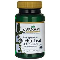 Экстракт Бучу, Buchu, 100 мг 60 капсул