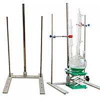 Штатив ПЭ-2730 для перемешивающих устройств с установкой до 10 штативных стоек