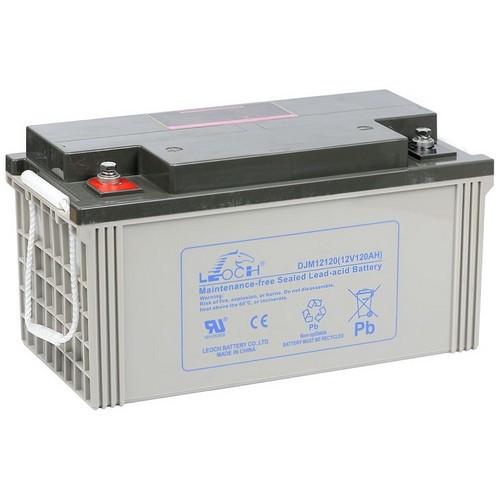 Аккумулятор AGM - 120 Ач, 12В гелевый Leoch DJM (LPL) 12120
