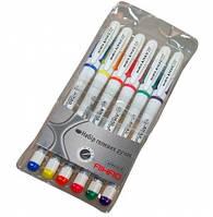Набір гелевих ручок 6 кольорів AIHAO-801