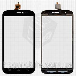 Touchscreen (сенсорный экран) для BLU Life View L110/L110a, оригинал (черный)