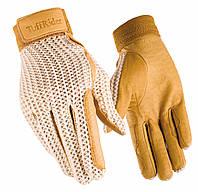 Перчатки для верховой езды детские из Натуральной Кожи