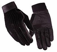 Перчатки для верховой езды, кожаные/скидка