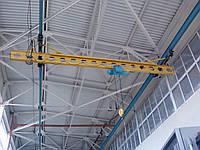 Кран-балки мостовые электрические однобалочные подвесные Q – 6,3т, H – 6м, L – 6м