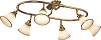 Потолочная люстра Altalusse INL- 9286C-06 Golden Brass