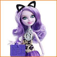 Кукла Ever After High Китти Чешир (Kitty Cheshire) Книжная Вечеринка Эвер Афтер Хай