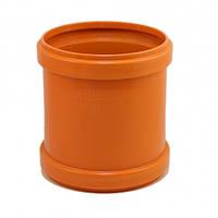 EVCI PLASTIK Муфта для наружной канализации 110 мм