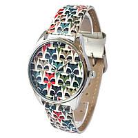 Женские наручные часы «Еноты», фото 1