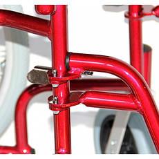 Инвалидная коляска для узких проемов, SLIM , OSD (Италия), фото 3