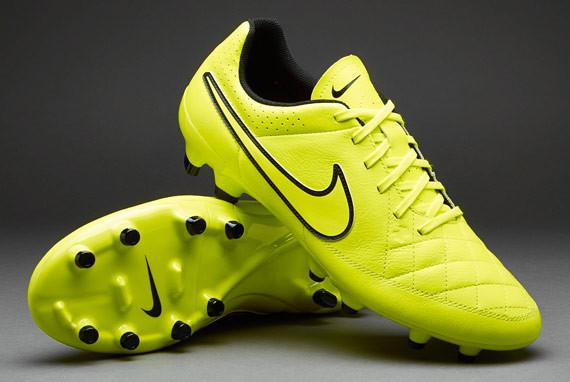 Бутсы  Nike Tiempo Genio Leather FG 631282-770, Найк Темпо (Оригинал)
