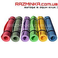 Яркие пляжные коврики RELAX (1800х600х4мм, 33кг/м3)