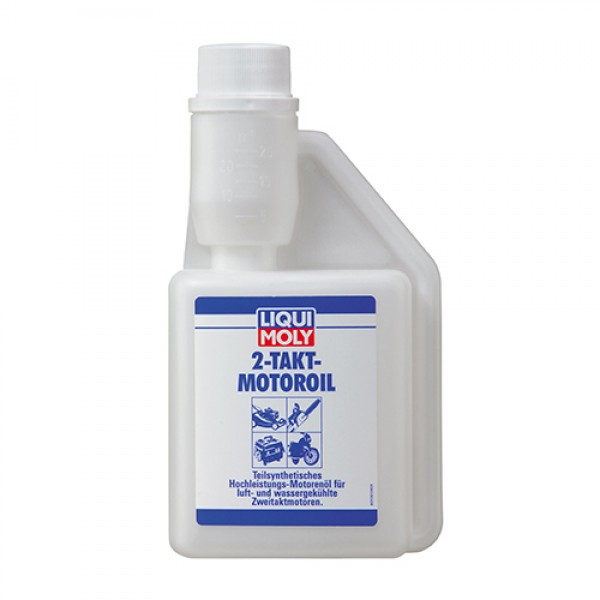 Універсальне масло для 2-тактних двигунів - 2-Takt-Motoroil 0.25 л.