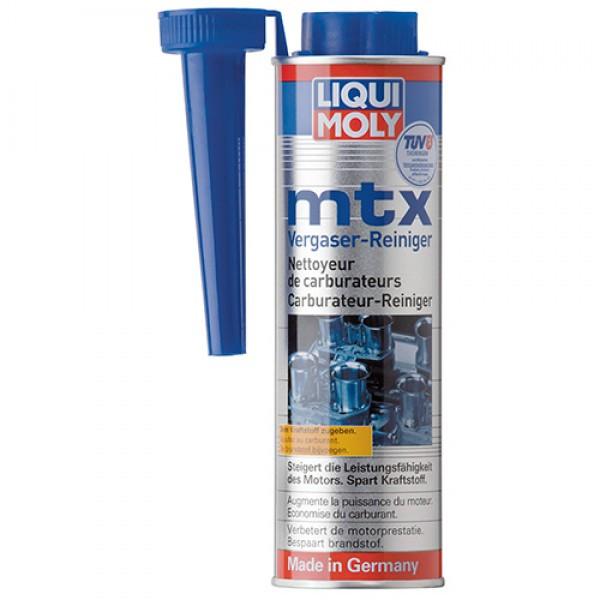 Присадка для очистки карбюратора - mtx Vergaser Reiniger   0.3 л.