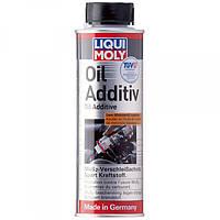 Молибденовая присадка для двигателя Liqui Moly Oil Additiv   0.3 л.