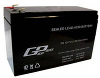 Аккумулятор AGM - 7 Ач, 12V гелевый TopPower (Great Power) PG 12-7