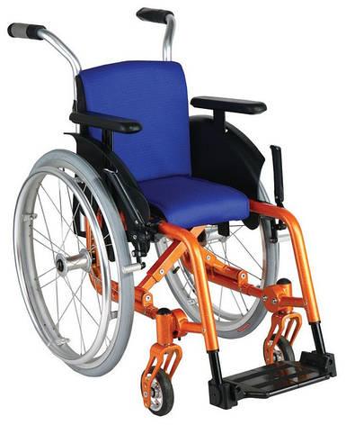 Детская инвалидная коляска облегченная, ADJ KIDS , OSD (Италия), фото 2