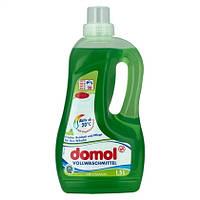 Domol Flüssigvollwaschmittel - Универсальный гель для стирки, 20 стирок, 1,5 л