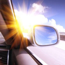 Защита от жары автомобиля