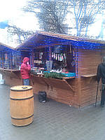 Торговый киоск 3х2 м., фото 1