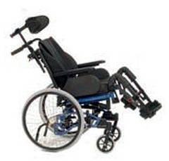 Инвалидная коляска премиум класса, NETTI 4U, OSD (Италия), фото 2
