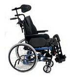 Инвалидная коляска премиум класса, NETTI 4U, OSD (Италия), фото 4