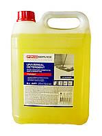 Универсальное моющее средство PRO Service с ароматом лимона - 5 л.