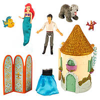 Игровой набор мини замок Ариэль Ariel Mini Castle Play Set Disney