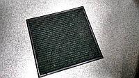 Придверной коврик зеленый 565х535 мм