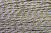 Канат декоративный тейлон 3,5мм (100м) сирень+золото