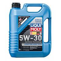 Синтетическое моторное масло Liqui Moly Longtime HighTech SAE 5W-30   5 л.