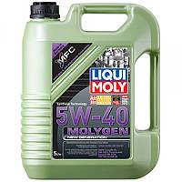 Синтетическое моторное масло - Molygen New Generation 5W-40   5 л.