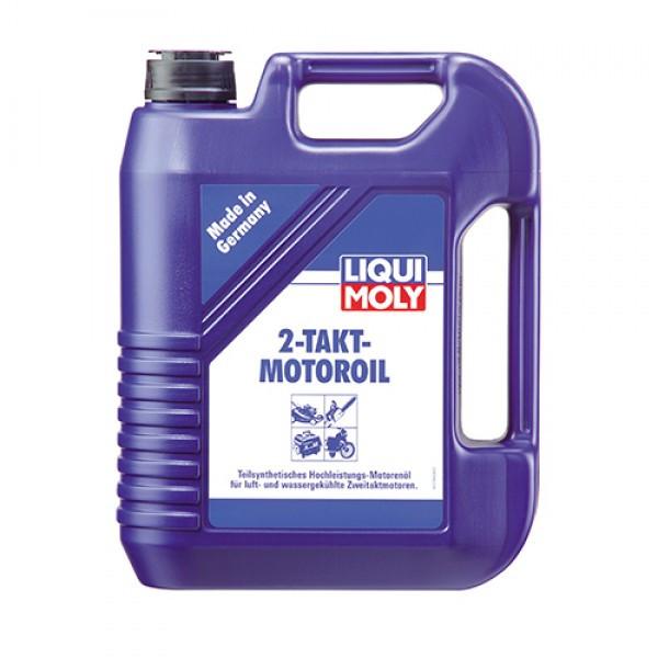 Универсальное масло для 2-тактных двигателей - 2-Takt-Motoroil   5 л.