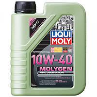 Полусинтетическое моторное масло - Molygen New Generation 10W-40   1 л.