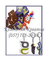 Брелки, чехлы под ключи из резины с Вашим логотипом (под заказ от 500 шт)