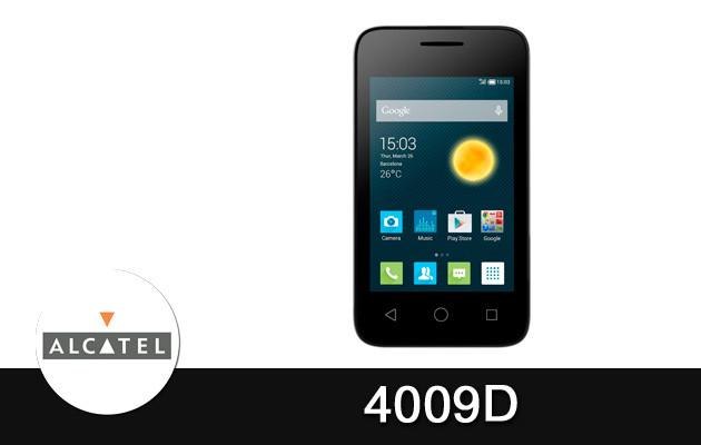 Чехлы, защитные стекла для Alcatel One Touch 4009D Pixi 3