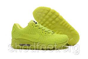 "Женские кроссовки Nike Air Max 90 QS ""City Pack"" Light Green"