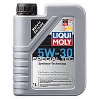 Синтетическое моторное масло Liqui Moly Special Tec 5W-30 1 л.