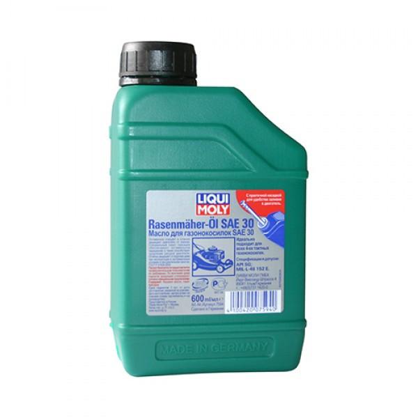 Масло для газонокосилок - Rasenmuher-Oil SAE HD 30  0,6 л.