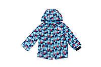 Демисезонная куртка для мальчика на флисе Baby Line,для мальчиков,синий,весн