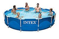 Каркасный сборно-разборный бассейн Intex 28210 (366х76 см.)
