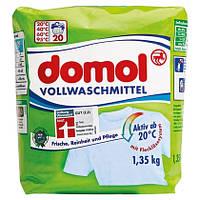 Domol Vollwaschmittel Pulver - Универсальный стиральный порошок, 20 стирок, 1,35 кг