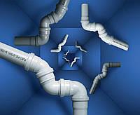 Монтаж систем канализации