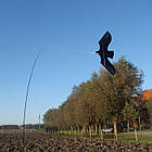 Динамический отпугиватель птиц КРУК+ труба и флагшток, фото 8