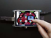 Датчики определения движения, дистанции PiTFT - Assembled 480x320 3.5'' TFT+Touchscreen for Raspberry Pi ADAFRUIT