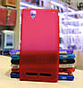 Чехол Original Silicone Case для Sony Xperia T2 Ultra Dual D5322 Red