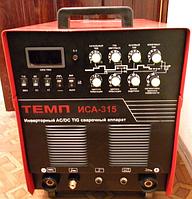 Сварочный инвертор Темп ИСА-315