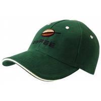 Кепка-бейсболка CONTRAST SANDWICH, цвета в ассортименте