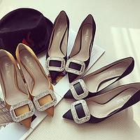Красивые туфли на не большом каблуке, фото 1